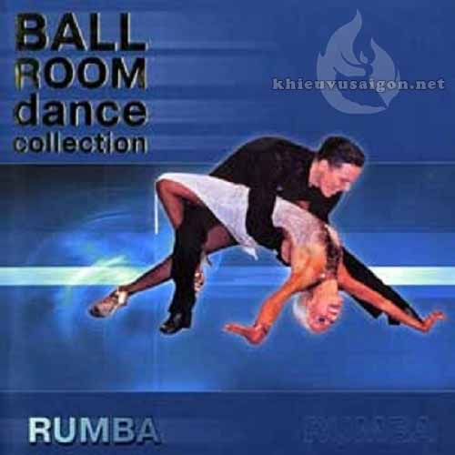 Nhạc khiêu vũ Rumba_The ballroom dance collection