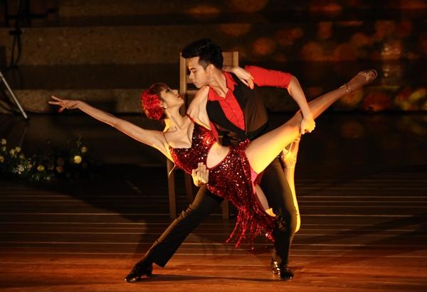Bạn sẽ đẹp lên nhờ khiêu vũ