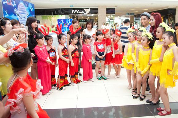Khiêu vũ và lợi ích cho trẻ em