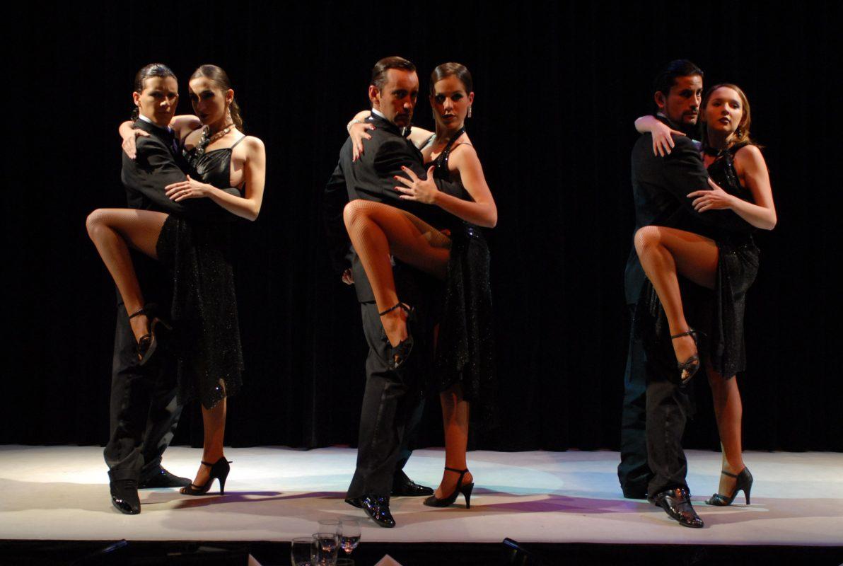 Khiêu vũ-múa bụng-múa ballet-nhảy swing