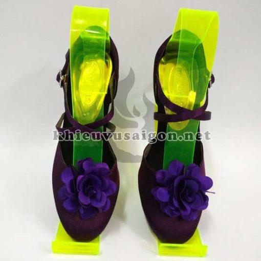 Giày khiêu vũ nữ Standard D-03