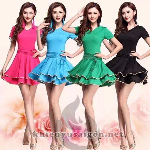 Đầm khiêu vũ V-14