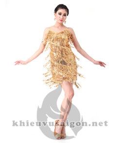 Đầm khiêu vũ V-16