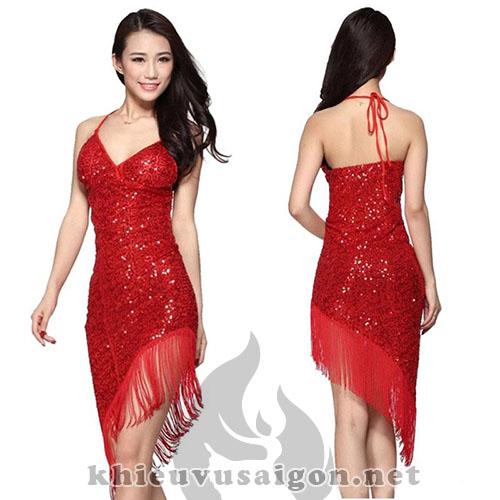 Đầm khiêu vũ V-18