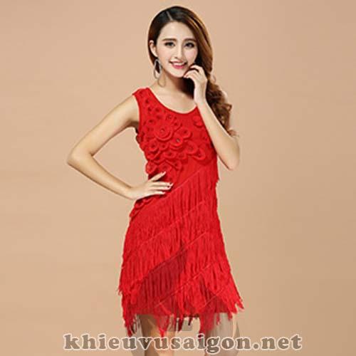 Đầm khiêu vũ V-19