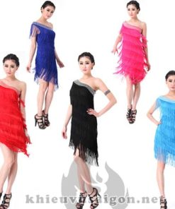 Đầm khiêu vũ V-20