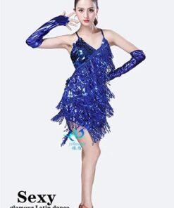 Đầm khiêu vũ VL309