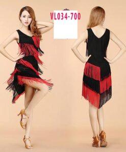 Đầm khiêu vũ VL034
