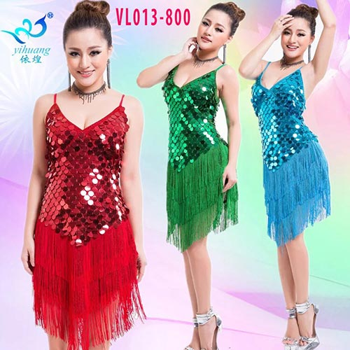 Đầm khiêu vũ VL013