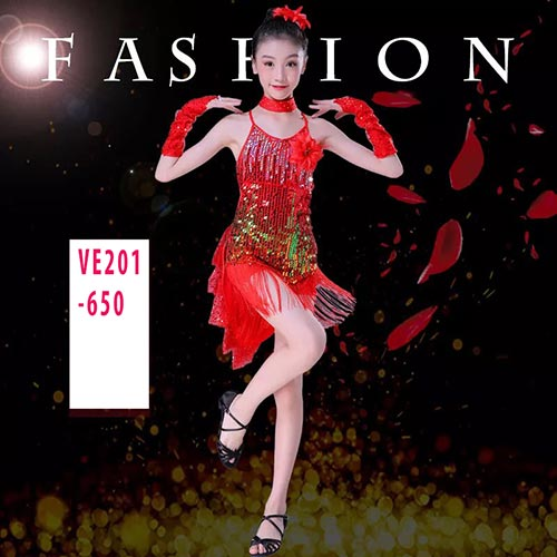 Đầm khiêu vũ VE201