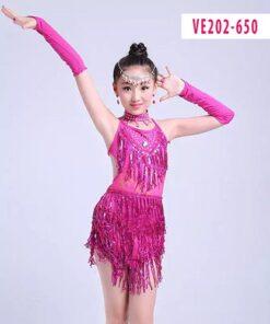 Đầm khiêu vũ VE202