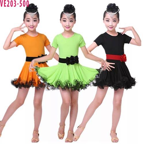 Đầm khiêu vũ VE203