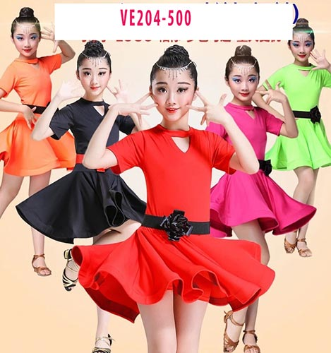 Đầm khiêu vũ VE204