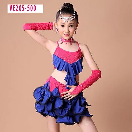 Đầm khiêu vũ VE205
