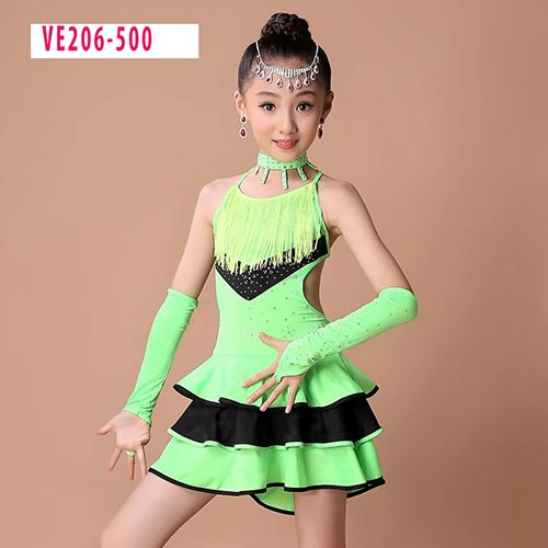 Đầm khiêu vũ VE206