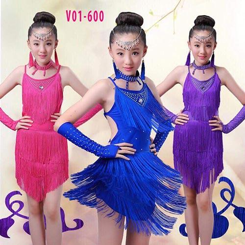 Đầm khiêu vũ VE001