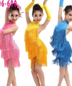 Đầm khiêu vũ VE006