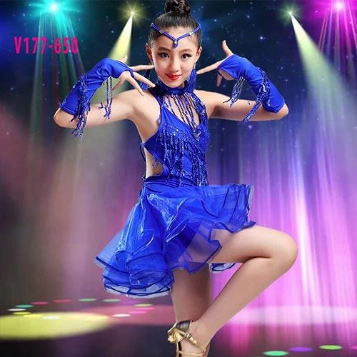 Đầm khiêu vũ VE177