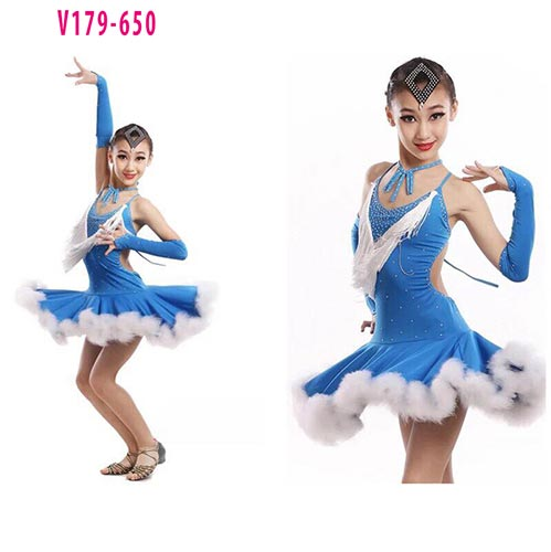 Đầm khiêu vũ VE179