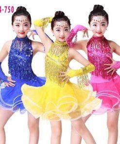 Đầm khiêu vũ VE164