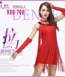 Đầm khiêu vũ VL080