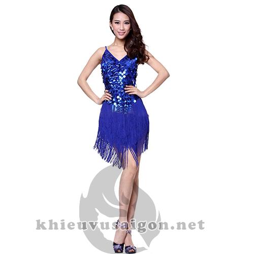 Đầm khiêu vũ V-13