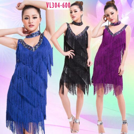 Đầm khiêu vũ VL304