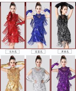 Đầm khiêu vũ VL320N