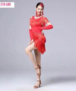 Đầm khiêu vũ VL318