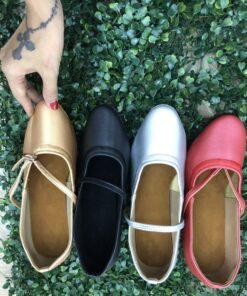 Giày khiêu vũ nữ Standard BS001