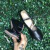 Giày tập khiêu vũ nữ TS015