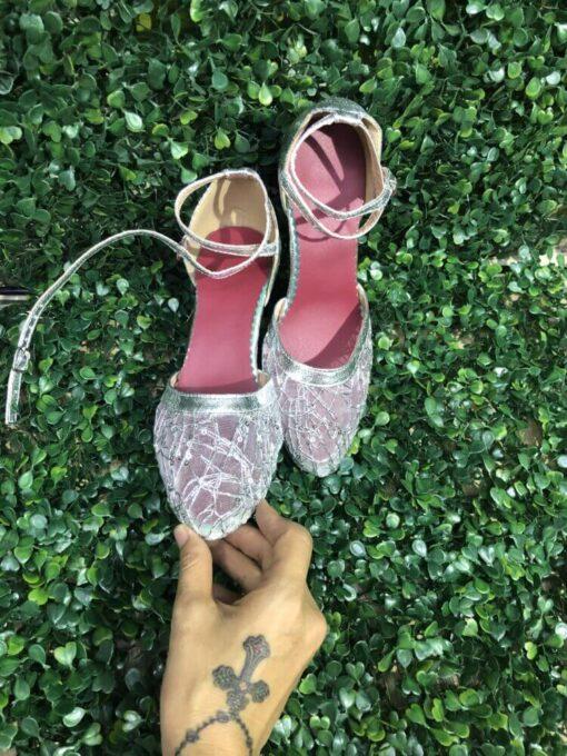 Giày khiêu vũ nữ Standard BS002