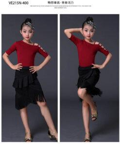 Đầm khiêu vũ VE215N