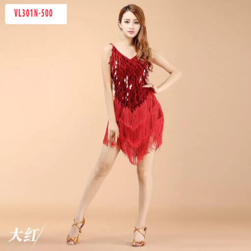 Đầm khiêu vũ VL301N