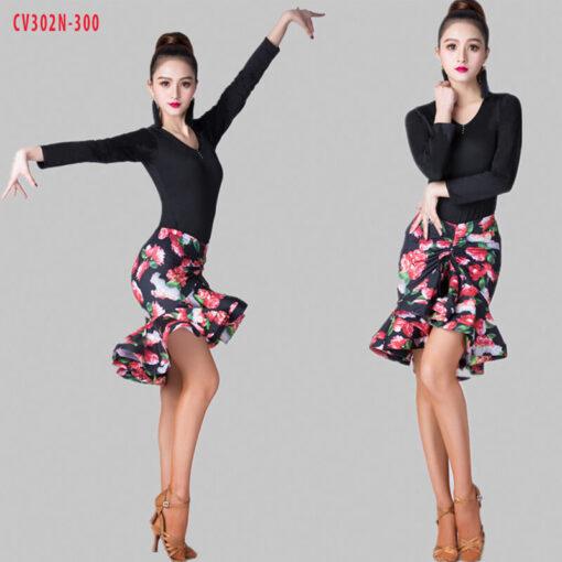 Chân váy khiêu vũ CV302N