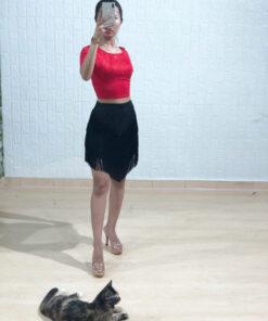 Chân váy khiêu vũ CV313N