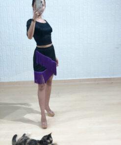 Chân váy khiêu vũ CV314N