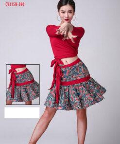 Chân váy khiêu vũ CV315N