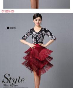Chân váy khiêu vũ CV322N