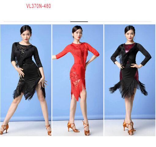 Đầm khiêu vũ VL370N