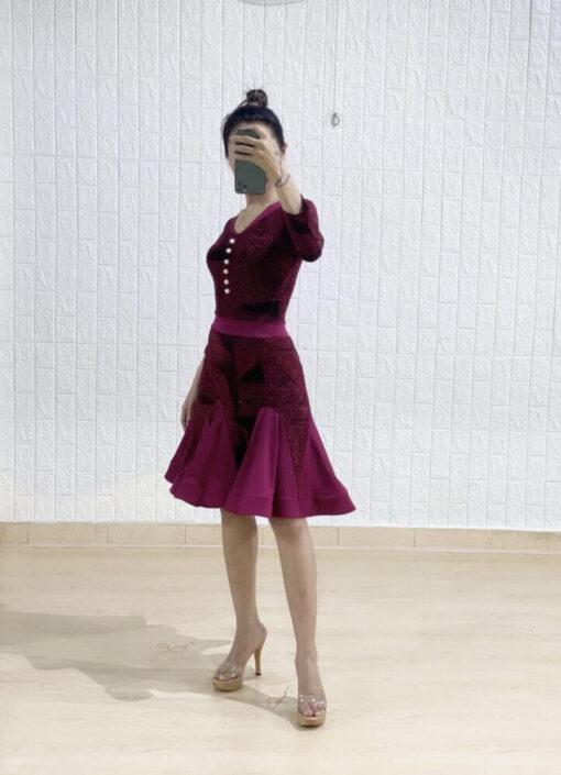 Đầm khiêu vũ VL373N