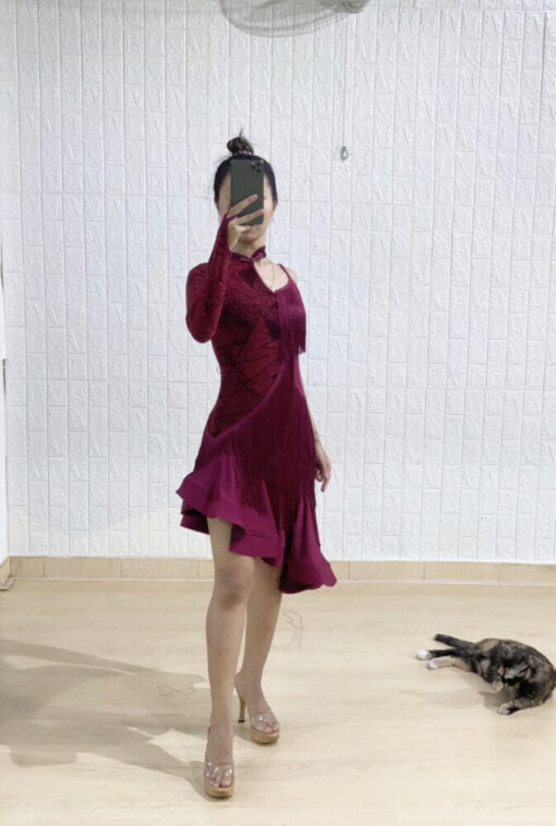Đầm khiêu vũ VL374N