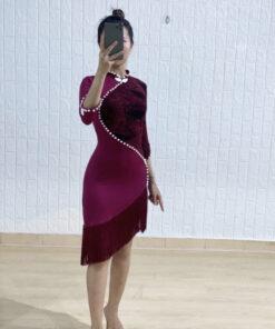 Đầm khiêu vũ VL375N