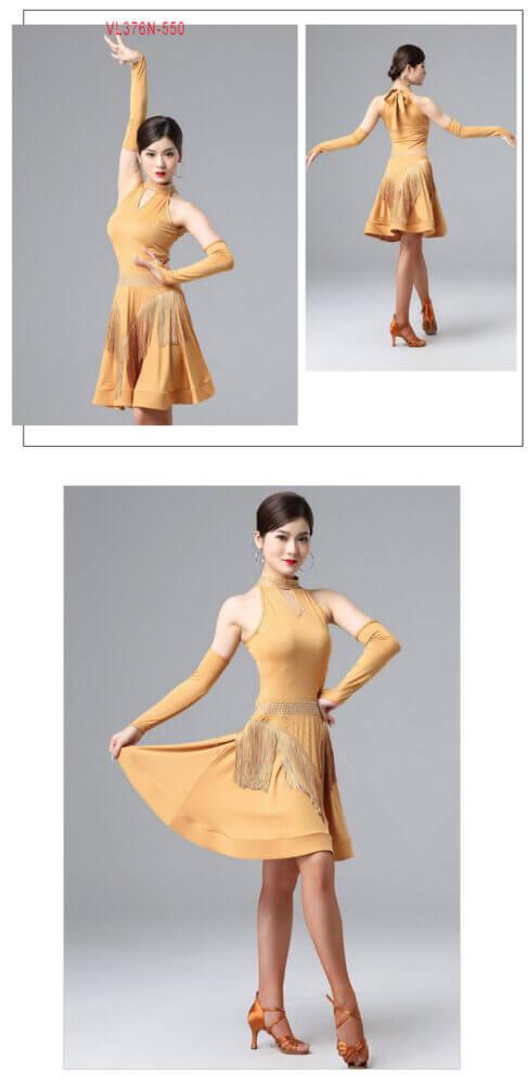 Đầm khiêu vũ VL376N