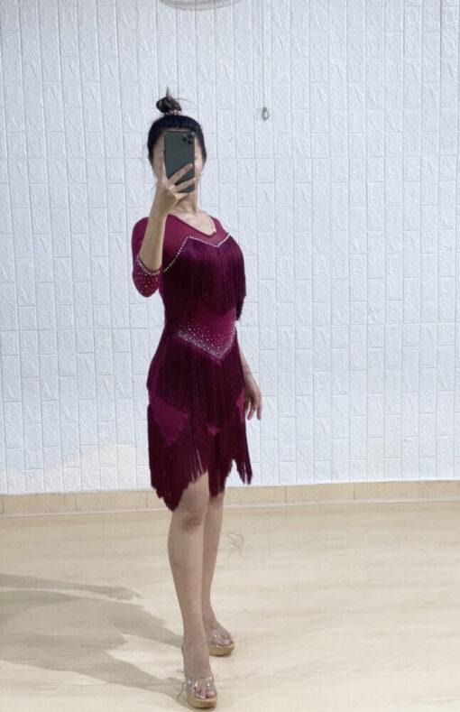 Đầm khiêu vũ VL377N