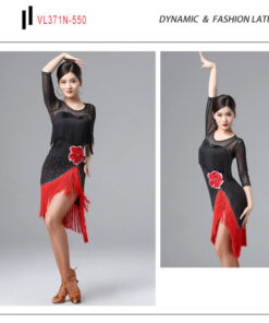 Đầm khiêu vũ VL371N