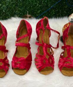 Giày khiêu vũ nữ XK-017