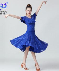 Đầm khiêu vũ VL386N