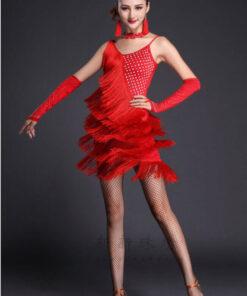 Đầm khiêu vũ VL391N