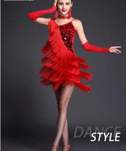 Đầm khiêu vũ VL393N